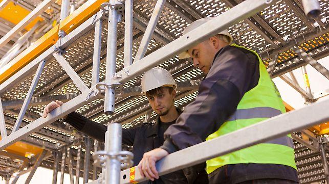 Инженер-технолог. Направление строительные и промышленные леса