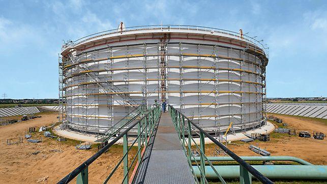 Beneficios De Los Andamios Metalicos Para La Construccion