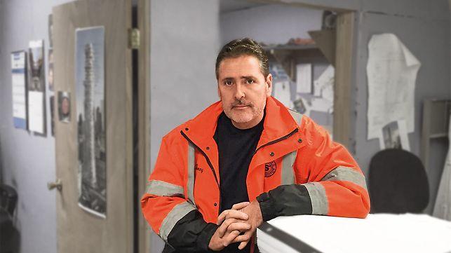 Progetti PERI - Tom McGeown, Direttore cantiere, Sorbara Construction Corp., Lynbrook