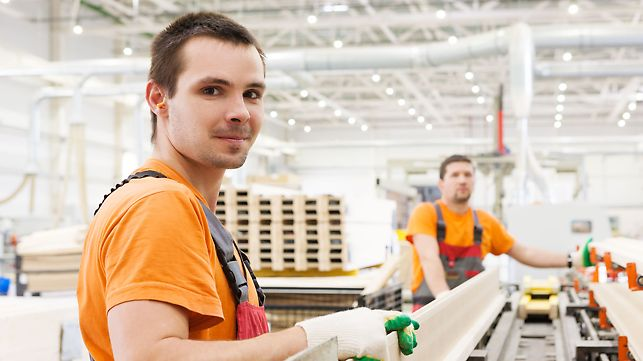 Вакансия на позицию Работник деревообрабатывающего производства