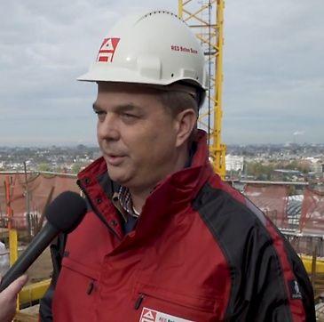 Update 3: De bouw van nhow Amsterdam RAI: Marcel van Veen vertelt meer over het RAI project