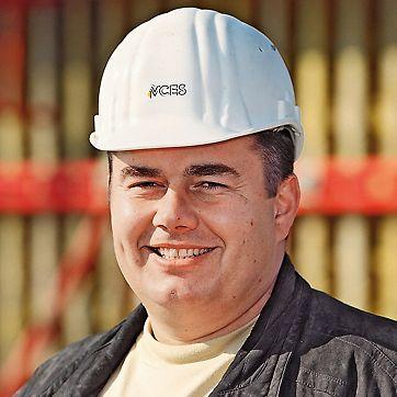 Milos Filipi, Bauleiter