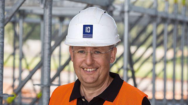 Picture of Rem Nahshon, project manager at T.O.N. Infrastructure Works Ltd., Ga'ash/Shefayim, Israel