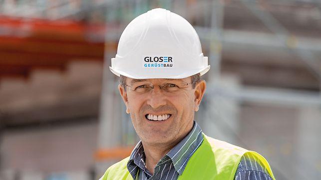 Richard Wurster, stavbyvedoucí