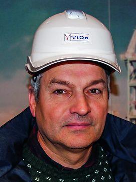 Marián Jenis, stavbyvedúci