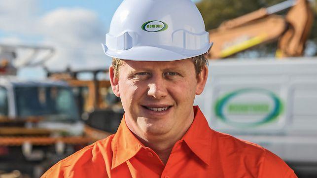 Declan White, Geschäftsführer, Monford Group, Australien