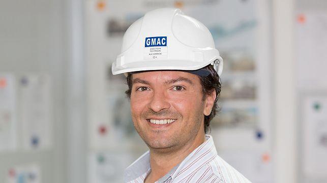 Rui Correia, technický vedoucí
