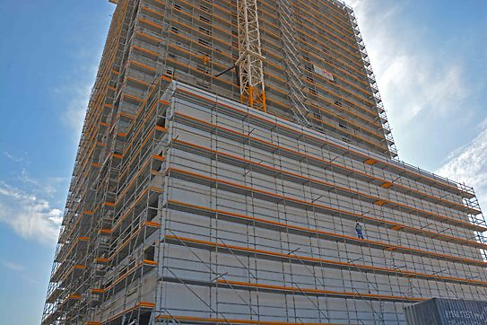 PERI LLC, Dubai, Abu Dhabi - Formwork Scaffolding Engineering