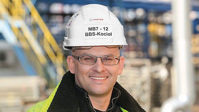 """Testimonianza di Marcin Tymiński, Direttore cantiere """"Centrale di Kozienice"""""""