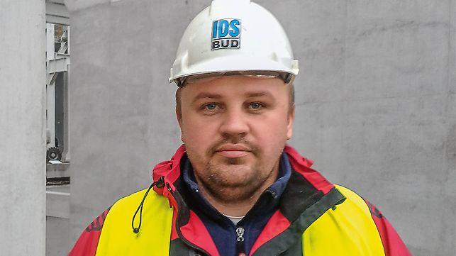 Portrait of Sławomir Bogucki, Supervisor, Polimex-Mostostal S.A. / IDS-BUD S.A.
