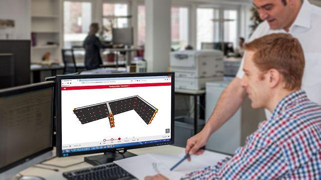 Avec le planificateur DUO, vous élaborez vos propres plans techniques.
