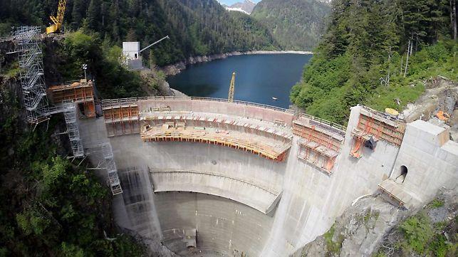 Blue Lake Dam, Sitka, AK