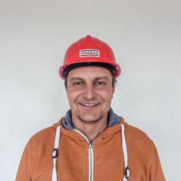 Petr Hýža, stavbyvedoucí