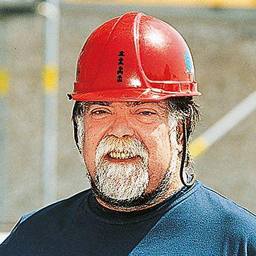 Henrique Santos, šef gradilišta