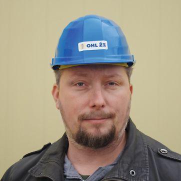 David Bilavčík, stavbyvedoucí