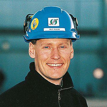 Nils Bjelm, direttore dei lavori, cantiere Tunnel di Øresund tra Danimarca e Svezia