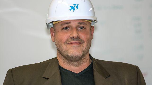 Portrait von Tobias Heilig, Projektleiter / Al Rostamani Pegel L.L.C. (ARP)