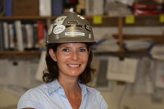 Pamela Marshall, Project Manager