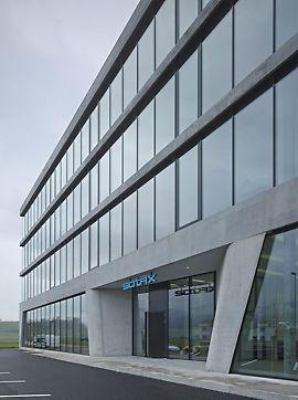 Bürogebäude Sotax AG Aesch