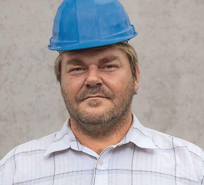 Anton Novák, stavbyvedúci