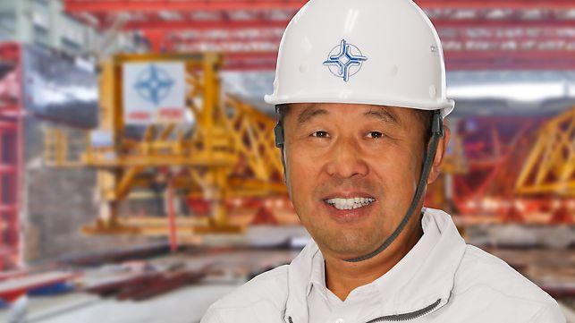 Most Hongkong-Zhuhai-Macao: Lin Ming, voditelj projekta