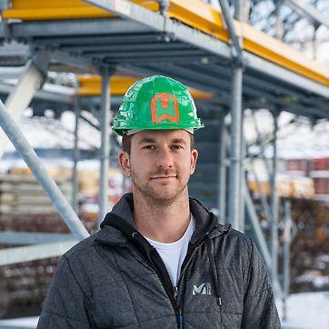 Jakub Synek, stavbyvedoucí