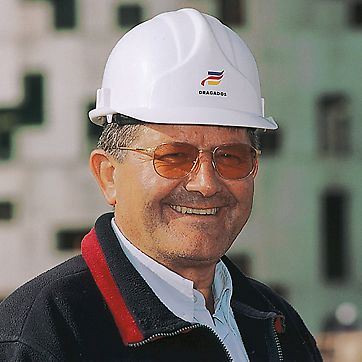 Luis Danoz, stavbyvedoucí