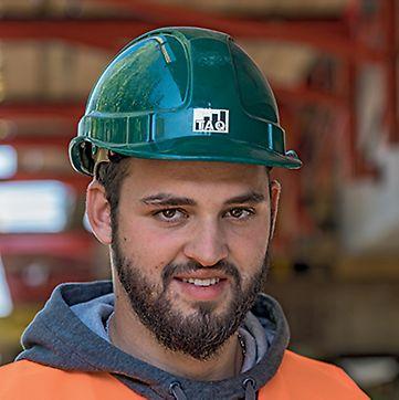 Jakub Novotný, stavbyvedoucí