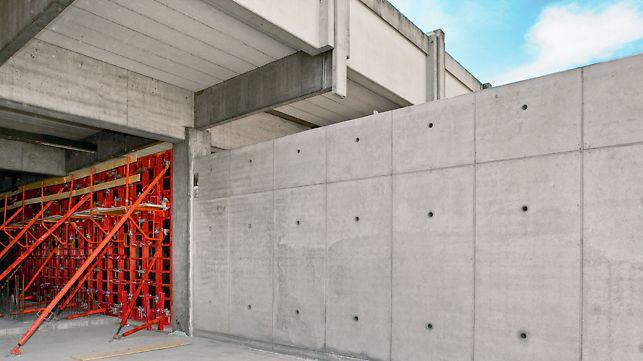 PERI Sverige - Form Ställning Plywood Konstruktion