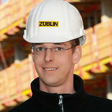 The Squaire - Stefan Jenssen, Site Manager