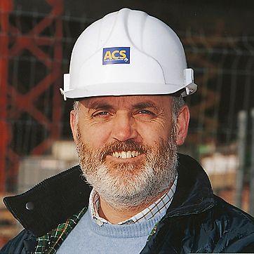 Sajamski centar Bilbao - Juan Gallego, voditelj gradnje