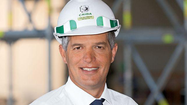 Juan Manuel Denotta, projektový manažer