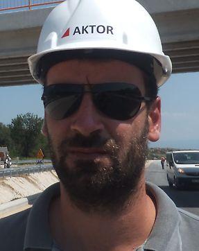 Vasilis Nikiforidis, šef gradilišta