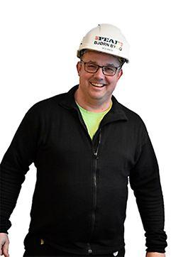 Kai Ole Berntsen, avdelingsleder Råbygg