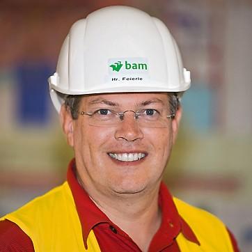 Jürgen Feierle, vedoucí projektu