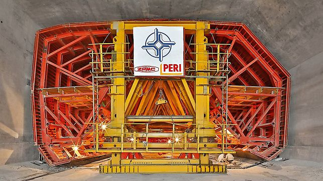 Formwork technologies for tunnel construction