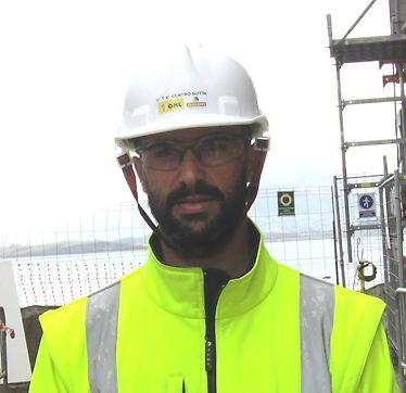Luis Miguel Zotes Calvo-Jefe de Producción Estructuras