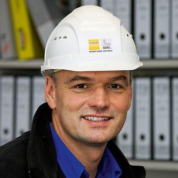 Joachim Link, šef gradilišta, ADAC centrala