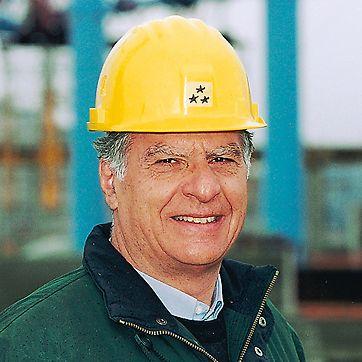 George Foutris, voditelj projekta, Stadion za tešku atletiku Atena