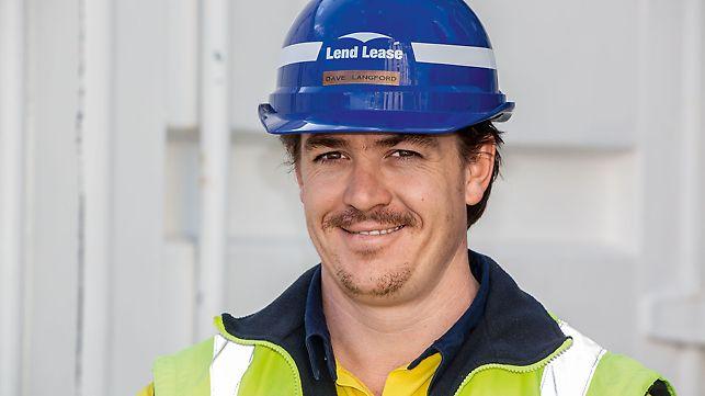 David Langford, stavbyvedoucí