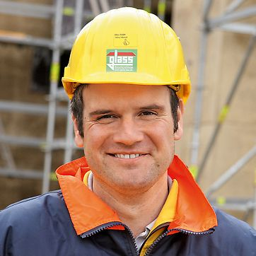Stefan Bucher, stavbyvedoucí