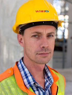 Alice Lane Phase 3 - Lance D'Aguiar, WBHO Project Manager