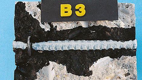 Der größte Nachteil besteht im Splittern der Rohre. Ein Hammerschlag zuviel oder eine geringe Überdrehung der Muttern und die Faserzementrohre splittern.