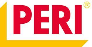 Il nuovo logo PERI viene utilizzato per la prima volta nel 2000