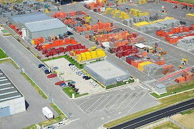 Inaugurato nel 2010, il nuovo polo logistico di PERI Italia a Pozzaglio ed Uniti