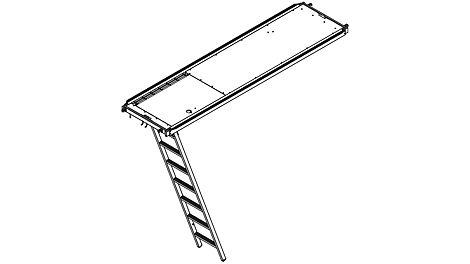 Leitergangtafel EAW-L 250