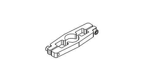 Guardrail Connector, Straight