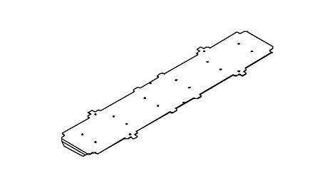 Landing Cover Plate UZD 150/25