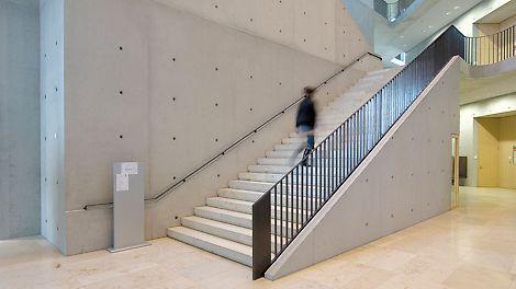 Grundlagen der Planung und Ausführung von Sichtbetonbauteilen