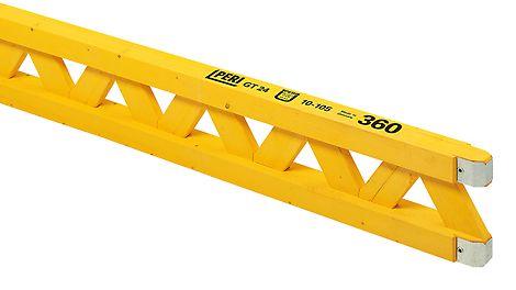 """""""Pietra miliare"""" delle creazioni PERI, la trave reticolare in legno GT 24 nasce come ulteriore sviluppo della trave T-70 V"""